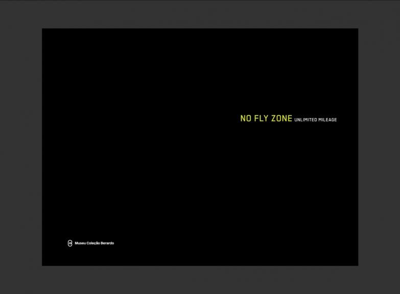 No Fly Zone app