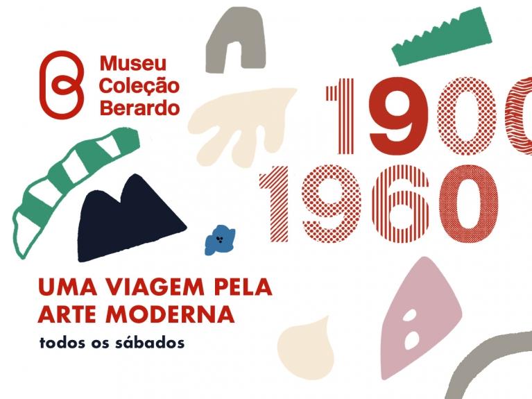 Uma Viagem Pela Arte Moderna - SEMANA 1  | MCB_OnlineKids