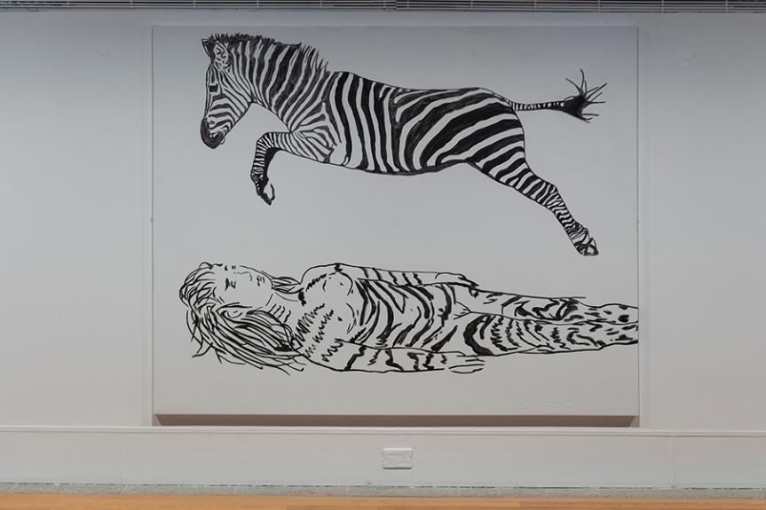 Prémio A Arte Chegou ao Colombo | Adriana Proganó, «Sem título / Untitled» | Museu Coleção Berardo