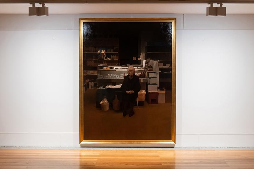 Prémio A Arte Chegou ao Colombo | Manuel Rodrigues Almeida, «Sem título / Untitled» | Museu Coleção Berardo