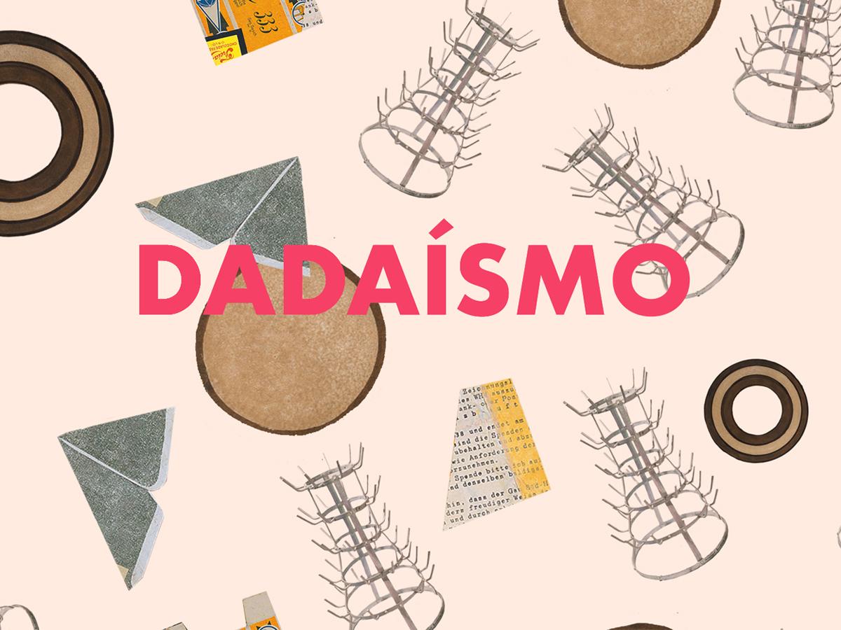 MCB ART KIDS  - Fio Condutor | Dadaísmo